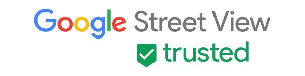 Google StreetView trustet Fotograf