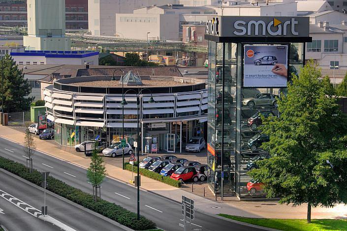 Smartcenter Leverkusen