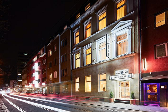 "Hotel Weber Köln "" Bei Nacht "" Photo taken by Fotograf Patrick Gawandtka"